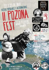 II POZONA FEST: Mundialuco contra el racismo, juegos para niños y CONCIERTO. Santander