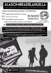 A la sombra de la huella. Una película real basada en hechos ficticios. La Libre. Santander