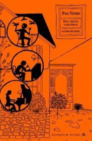"Club de lectura: ""Fun Home. Una familia tragicómica"" de Alison Bechdel. La Libre. Santander"