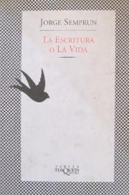 "Club de lectura: ""La escritura o la vida"" de Jorge Semprún. La Libre. Santander"