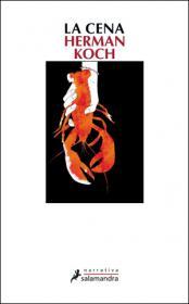 """Club de lectura: """"La cena"""" de Herman Koch. La Libre. Santander. Cantabria"""