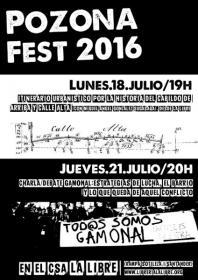 II POZONA FEST: Itinerario urbanístico por la historia del Cabildo de Arriba y la calle Alta. La Libre. Santander