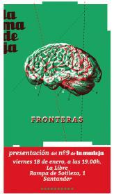 """Presentación de la revista feminista La Madeja nº 9 """"Fronteras"""". La Libre. Santander"""