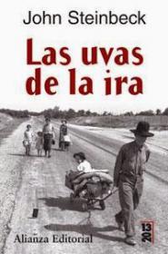 """Club de lectura: """"Las uvas de la ira"""" de John Steinbeck. La Libre. Santander"""