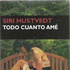 """Club de lectura: """"Todo cuanto amé"""" de Siri Hustvedt. La Libre. Santander"""