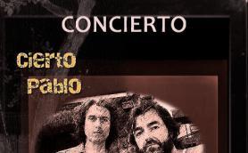 Concierto: Cierto Pablo + Javi Lost. La Libre. Santander