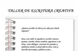 Taller de escritura creativa con Leo Chávez-Soria, poeta, escritor y pintor. La Libre. Santander