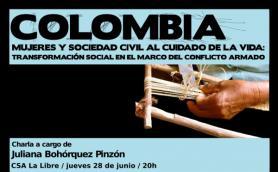 Colombia. Mujeres y sociedad civil al cuidado de la vida: transformación social en el marco del conflicto armado. La Libre. Santander