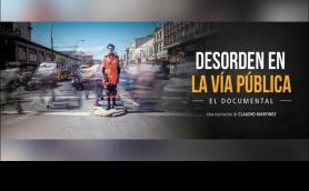 """Mes del Circo. Documental: """"Tuga, Desorden en la vía pública"""". La Libre. La Musa Azul. Santander"""