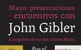 """Presentación-Encuentro con John Gibler, autor de """"Fue el estado"""" y """"Morir en México"""". La Libre. Santander"""