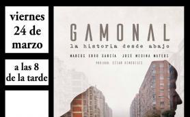 """Presentación del libro: """"Gamonal. La historia desde abajo"""" a cargo de sus autores. La Libre. Santander"""