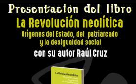 presentacion del libro la revolucion neolitica raul cruz revista contrahistoria la libre santander