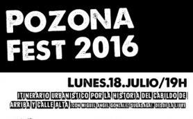 II POZONA FEST: Charla-debate: Gamonal, estrategias de lucha, el barrio y lo que queda de aquel conflicto. La Libre. Santander